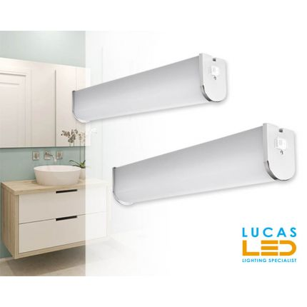 ROLSO LED 15W - IP54 - 1080lm - 4000K Natural White - Under-cupboard linear LED fixture - Modern LED Wall Light