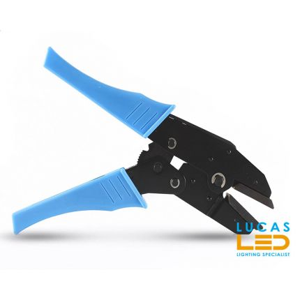 Clamping tongs for infrared heating film