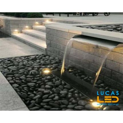 Outdoor LED in-ground Light -GU10 - IP67- MORO - Landscape Rollover Fitting