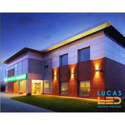 LED Surface- Wall-Mounted Light- Up&Down- 2xGU10- IP44- Black- Outdoor & Indoor-Modern Facade lamp- ZEW-j