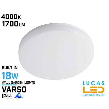 LED Panel Surface Downlight light - 18W-1700lm- Wall & Ceiling mounted- VARSO