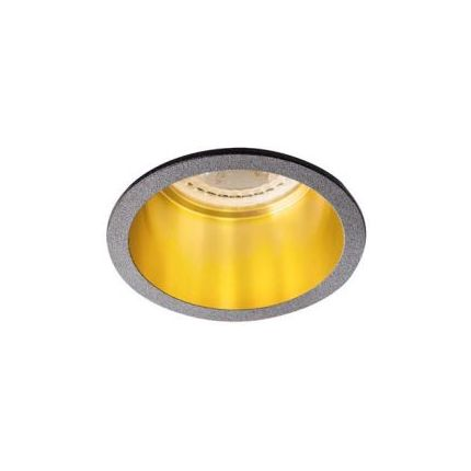 SPAG D - IP20 - Black/Gold  –  Modern Surface LED Spotlight