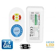 LED DIMMER Controller touch remote  • MiLight • FUT021• 12-24V DC • 10A