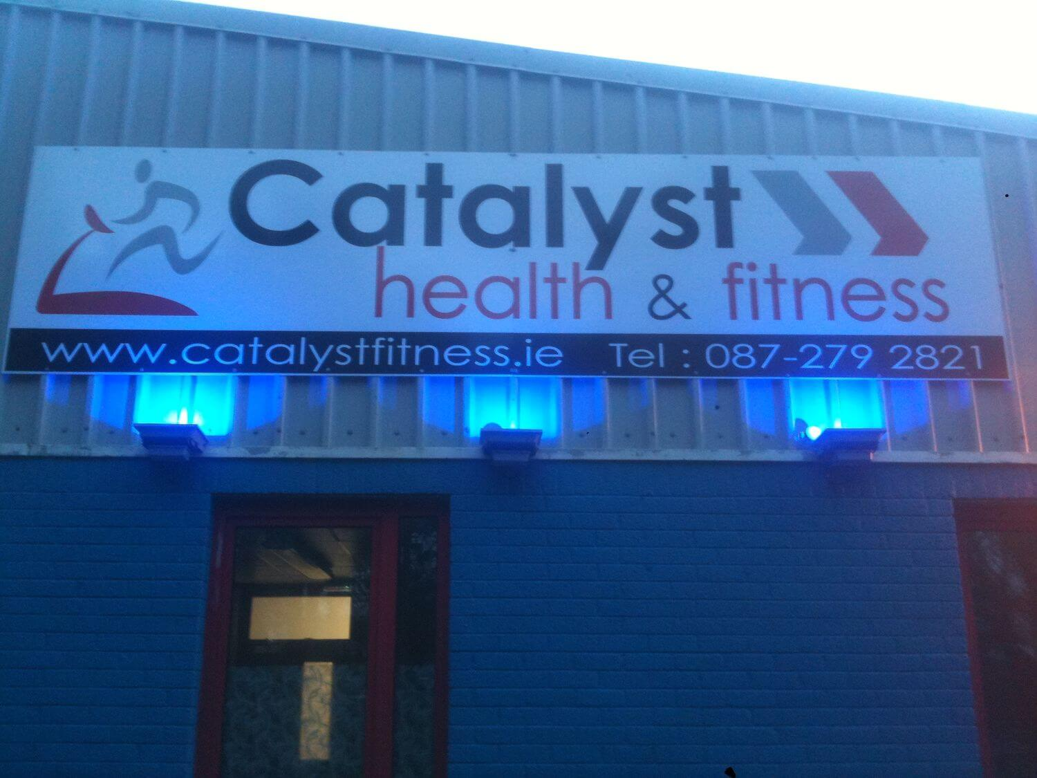 Catalyst Fitness Club , Carrig