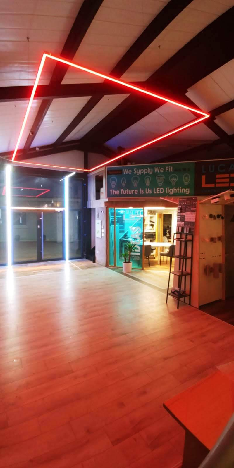 Lucas LED Showroom , Youghal