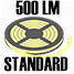 LED STRIPS Standard Bright 500lm
