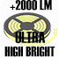 LED STRIPS ULTRA HIGH BRIGHT +2000lm