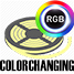 LED STRIPS RGB COLORCHANGING