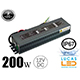 LED DRIVER 12V WATERPROOF 200 watts